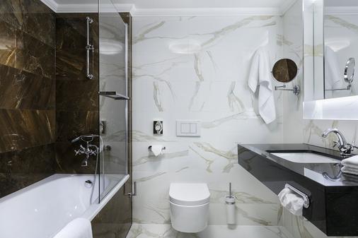布拉格大都会酒店 - 布拉格 - 浴室