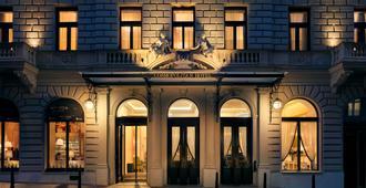 布拉格四海一家酒店 - 布拉格 - 建筑
