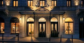 布拉格大都会酒店 - 布拉格 - 建筑