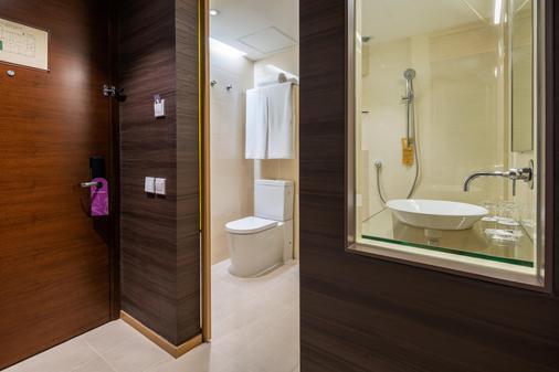 晋逸精品酒店-尖沙咀 - 香港 - 浴室