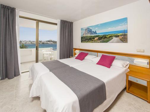 普莱亚索尔加贝克索尔公寓式酒店 - 伊维萨镇 - 睡房