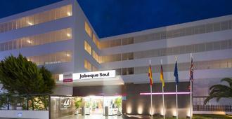 普莱亚索尔加贝克索尔公寓式酒店 - 伊维萨镇 - 建筑