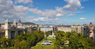 布达佩斯伊波罗之星大酒店 - 布达佩斯 - 户外景观