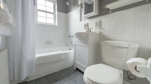 匹兹堡谢迪赛德全套房酒店 - 匹兹堡 - 浴室