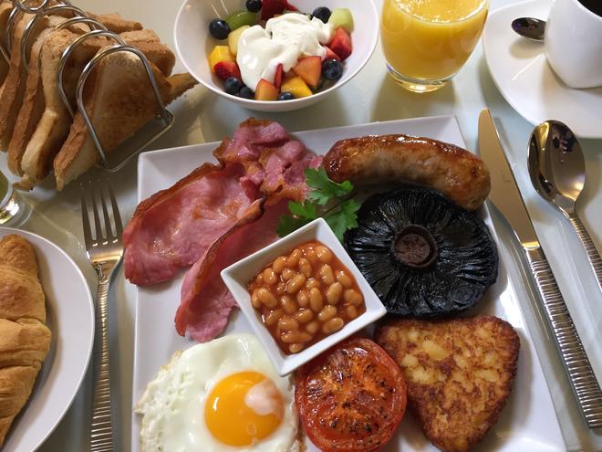 25号精品住宿加早餐旅馆 - 仅限成人入住 - 托基 - 食物