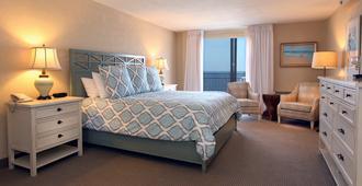 奥考尔港酒店 - 大洋城 - 睡房
