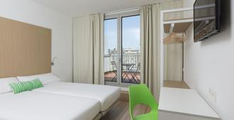 巴塞罗那时尚客房酒店 - 巴塞罗那 - 睡房