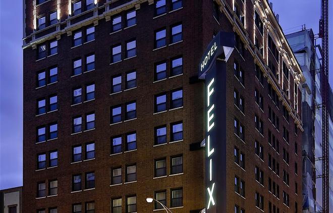 菲利克斯酒店 - 芝加哥 - 建筑