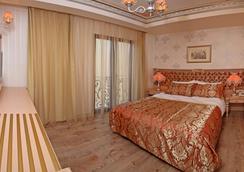信天翁精品酒店 - 伊斯坦布尔 - 睡房