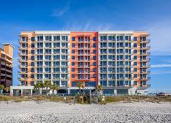 希尔顿欢朋套房酒店-奥兰治海滩海湾观景台 - 橘子海滩 - 建筑