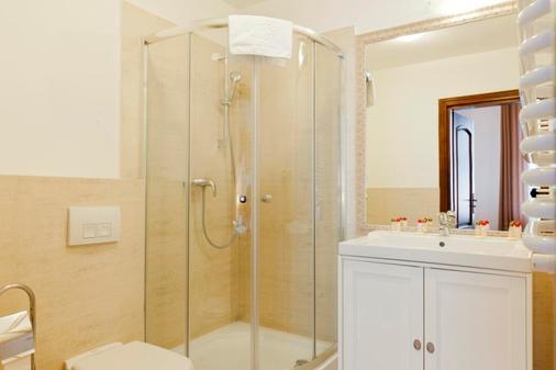 帕尔加明公寓酒店 - 克拉科夫 - 浴室