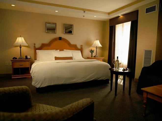 大使酒店 - 密尔沃基 - 睡房