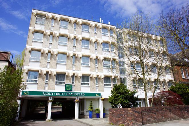 汉普斯泰德品质酒店 - 伦敦 - 建筑