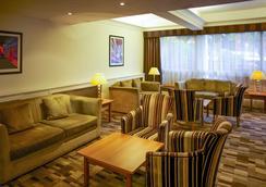 品质汉普斯蒂德酒店 - 伦敦 - 大厅