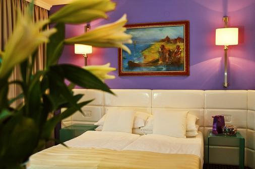 凤凰酒店 - 萨格勒布 - 睡房