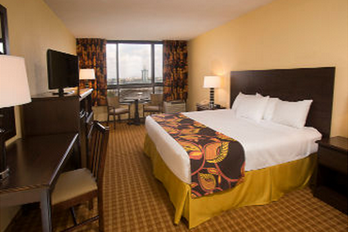 奥兰多国际大道温德姆华美达广场套房度假村 - 奥兰多 - 睡房