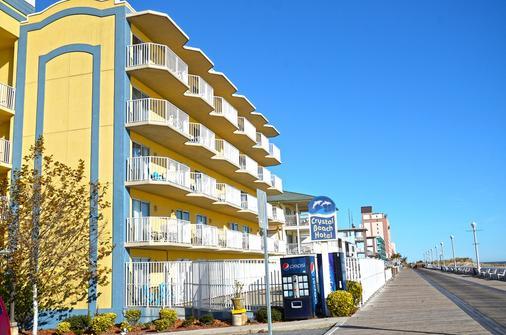水晶海滩酒店 - 大洋城 - 建筑