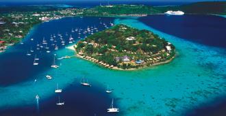 伊利利奇岛Spa度假酒店 - 维拉港 - 海滩