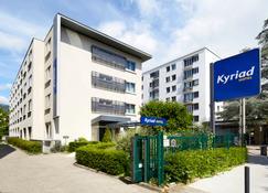 凯里亚德酒店-格勒诺布尔市中心 - 格勒诺布尔 - 建筑