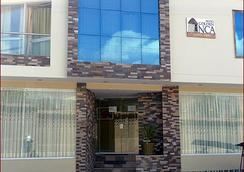 金印加酒店 - 库斯科 - 建筑