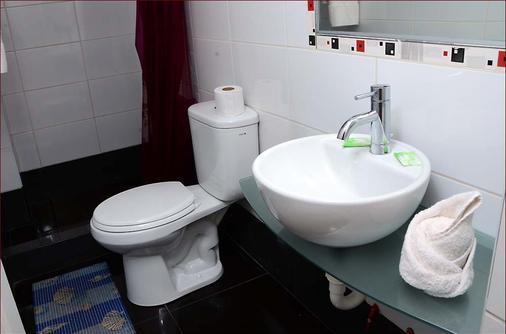 库斯科金印加酒店 - 库斯科 - 浴室