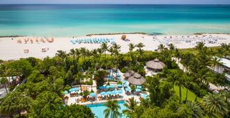棕榈树Spa酒店 - 迈阿密海滩 - 建筑