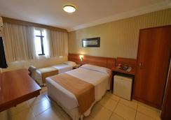 阿里图吧公园酒店 - 纳塔尔 - 睡房