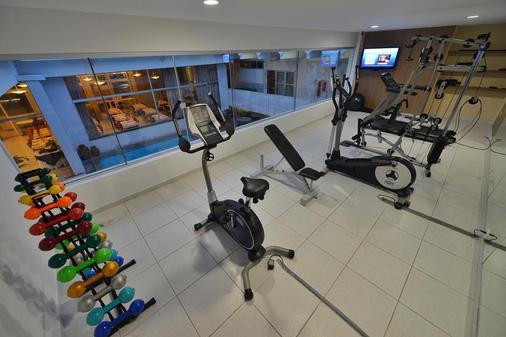 阿里图吧公园酒店 - 纳塔尔 - 健身房