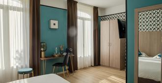 布里斯托尔酒店 - 阿维尼翁 - 睡房