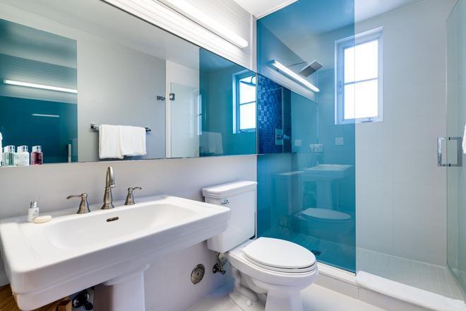 Sbh南部海滩酒店 - 迈阿密海滩 - 浴室