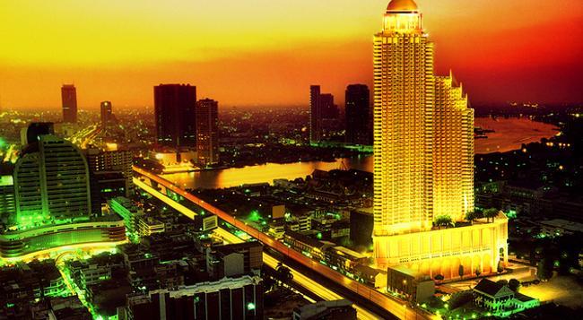 国家大楼莲花大酒店 - 曼谷 - 建筑