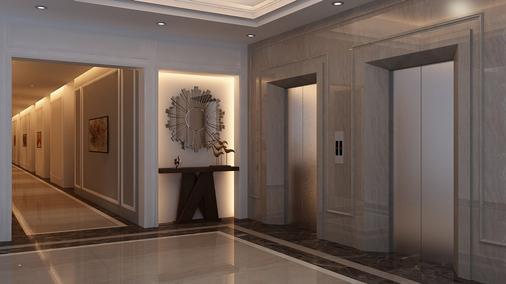升龙歌剧院酒店 - 河内 - 门厅