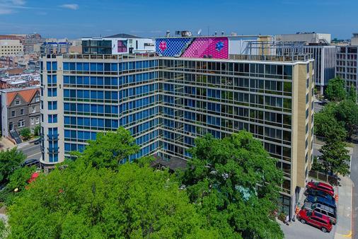 商旅特区灯塔酒店 - 华盛顿 - 建筑