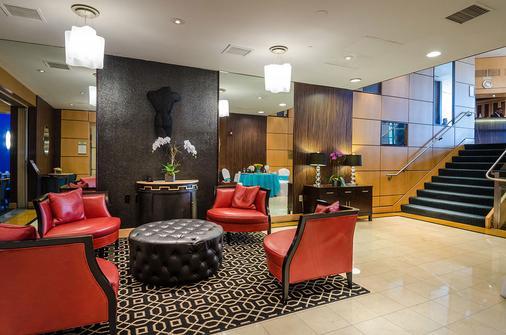 商旅特区灯塔酒店 - 华盛顿 - 大厅