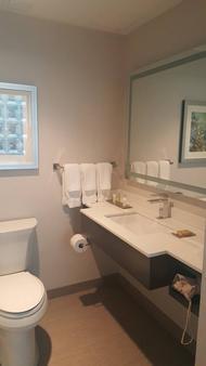 纽约市金融中心曼哈顿市中心希尔顿花园酒店 - 纽约 - 浴室
