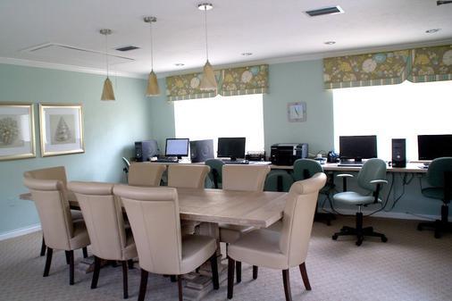萨尼贝尔莫瑞斯酒店 - 萨尼贝尔岛 - 商务中心