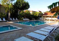 萨尼贝尔莫瑞斯酒店 - 萨尼贝尔岛 - 游泳池