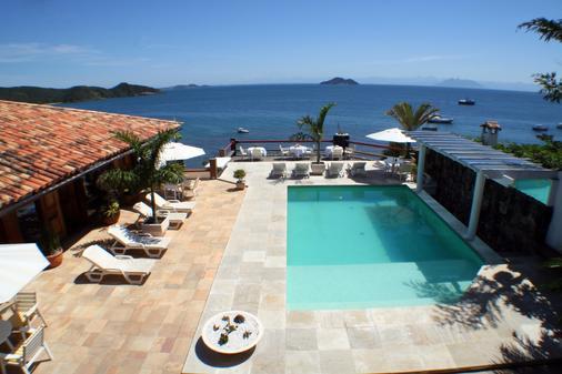 艾尔卡匝尔酒店 - 布希奥斯 - 游泳池