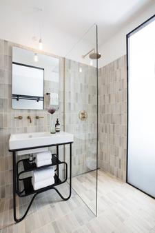 斯多特公司酒店 - 阿姆斯特丹 - 浴室