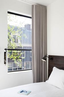 斯多特公司酒店 - 阿姆斯特丹 - 睡房