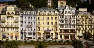 阿斯托利亚酒店及医疗 Spa - 卡罗维发利 - 建筑