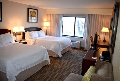 丹佛南园梅多斯购物中心万怡酒店 - 恩格尔伍德 - 睡房
