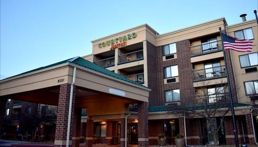 丹佛南园梅多斯购物中心万怡酒店 - 恩格尔伍德 - 建筑