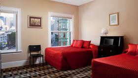 北滩酒店 - 旧金山 - 睡房