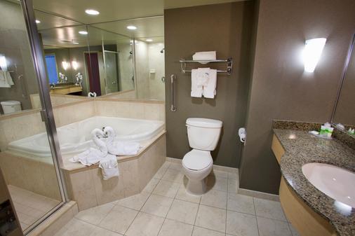 奥克斯瀑布美景酒店 - 尼亚加拉瀑布 - 浴室