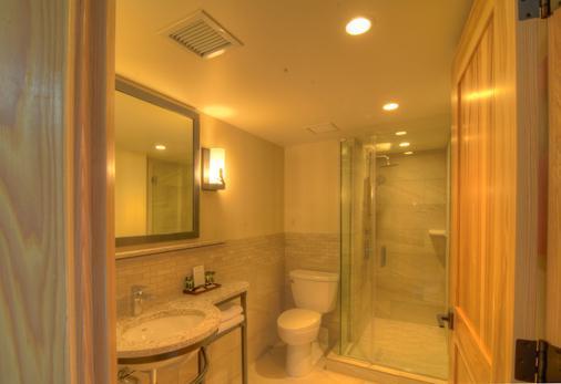 穆斯套房酒店 - 班夫 - 浴室