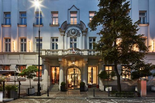 H15精品酒店 - 华沙 - 酒店入口