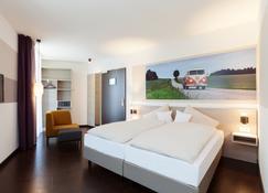 奥斯纳布吕克维也纳放松酒店 - 奥斯纳布吕克 - 睡房