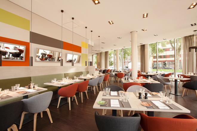 奥斯纳布吕克维也纳放松酒店 - 奥斯纳布吕克 - 餐馆