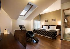 塔林沃斯达克贝格酒店 - 塔林 - 睡房